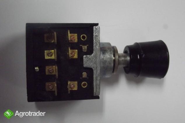 Włącznik świateł awaryjnych MF-3/MF 255/ URSUS 3512 - zdjęcie 1
