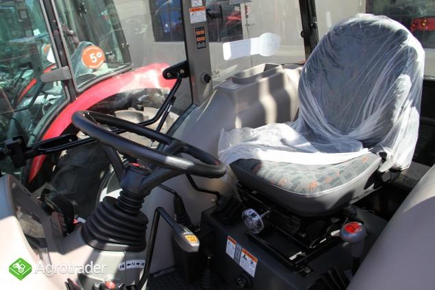 ciągnik rolniczy pomocniczy Tym 50 KM jak nowy  sprzedaż - zdjęcie 2