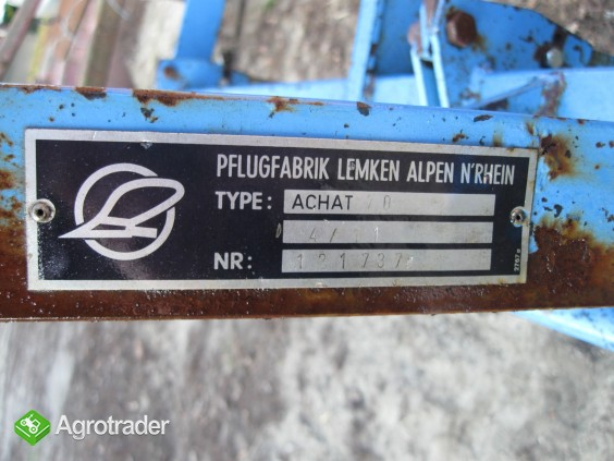 agregat ścierniskowy gruber lemken achat - zdjęcie 4