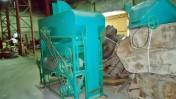 Czyszczalnia do zboża CZ Major 1 z jeden tryjer wyd. 1 t/h bdb st tec