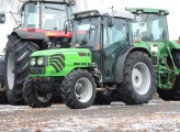 Ciągnik sadowniczy DEUTZ-FAHR  AGROPLUS 100 S - 2008 ROK