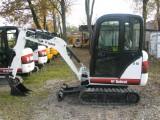 koparkikrakow.pl - Bobcat E16 z 2013 roku sprzedam