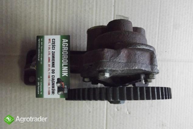 Pompa oleju silnika DT A41 ( 64 zęby) ORYGINAŁ - zdjęcie 1