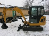 CAT 3025C z 2008 roku