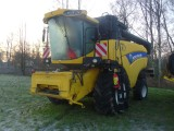 Kombajn zbożowy New Holland CX5080