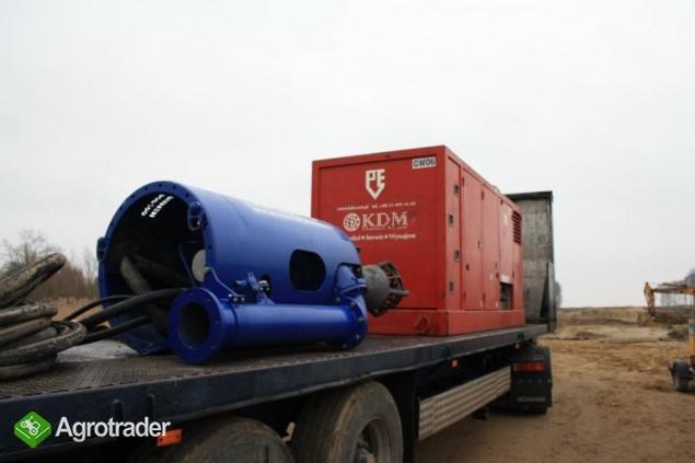 Pompa pogłębiająca DOP - usługi wynajem dzierżawa - zdjęcie 2