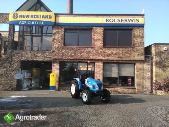 Ciągnik sadowniczy (kompaktowy) New Holland BOOMER 40 - zdjęcie 6