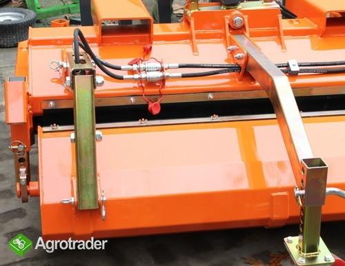 Zamiatarka drogowa  Talex szczotka do ciągnika wózka - zdjęcie 1