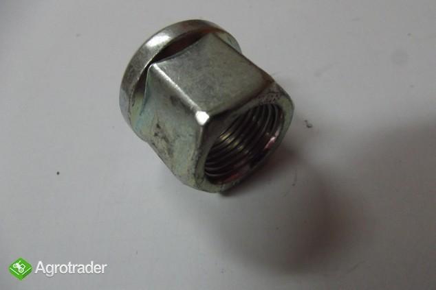 Nakrętka szpilki koła przyczepy M18x1,5 PRONAR 2T - 12T    - zdjęcie 1