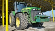 JOHN DEERE 8230 - POWERSHIFT - 2007 ROK