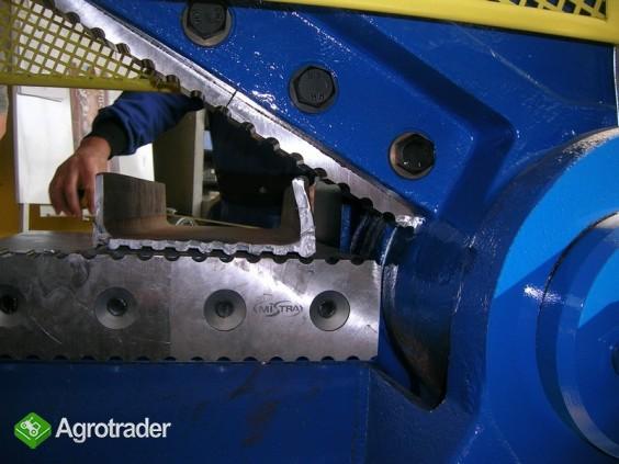 Nożyce do cięcia złomu - Aligator do złomu Kajman 600 - zdjęcie 5