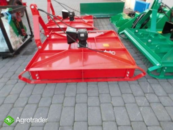 Kosiarka pielęgnacyjna rozdrabniacz mulczer 150 120 cm mini traktor  - zdjęcie 1