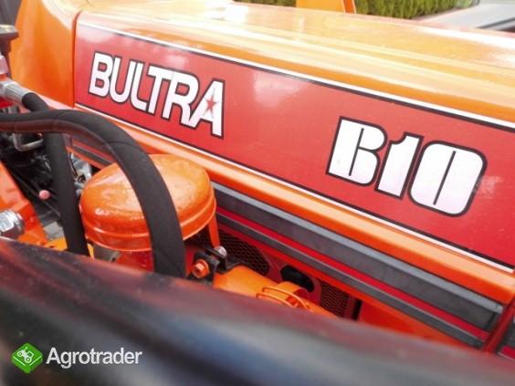 Kubota Bultra B 10 + TUR 4x4 mini traktor traktorek ogrodniczy iseki  - zdjęcie 4