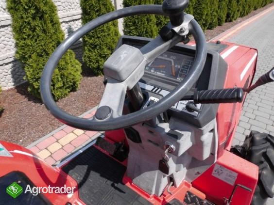 Mitsubishi MT16 super stan mini traktor kubota iseki - zdjęcie 4