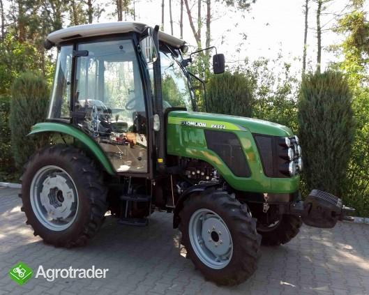 Ciągnik rolniczy ZOOMLION RK 504 50 KM Nowy  - zdjęcie 1