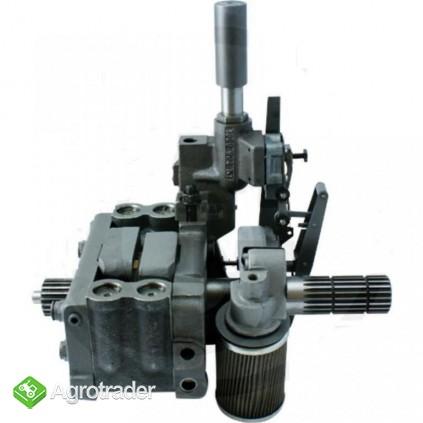 Pompa hydrauliczna tłoczkowa   Massey Ferguson