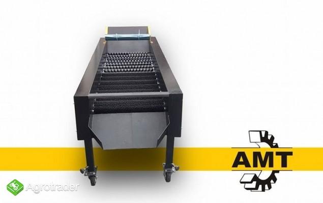 AMT,szczotkarka,czyszczarka,separator  - zdjęcie 2
