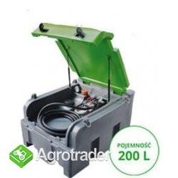 Zbiornik do transportu paliwa FORTIS BOX ON 400l 200l