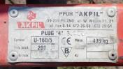Sprzedam pług czteroskibowy AKPIL 300CZH.