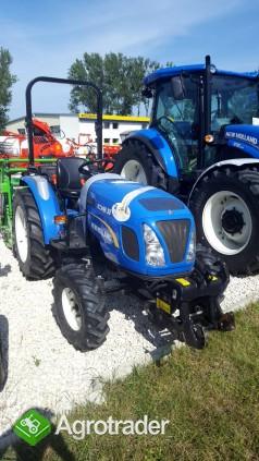 Ciągnik sadowniczy New Holland BOOMER 30 (mini traktorek, ciągniczek) - zdjęcie 1