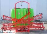 Opryskiwacz Cyklon 600l-12m/V