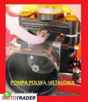 Opryskiwacz zawieszany Sokół 600l-12m/V - zdjęcie 1