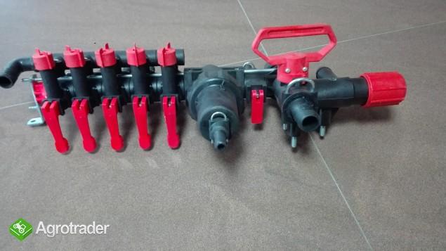 Rozdzielacz stałociśnieniowy zawór sterujący do opryskiwacza - zdjęcie 2