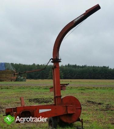 Sieczkarnia jednorzędowa do kukurydzy - w pełni sprawna! - zdjęcie 1