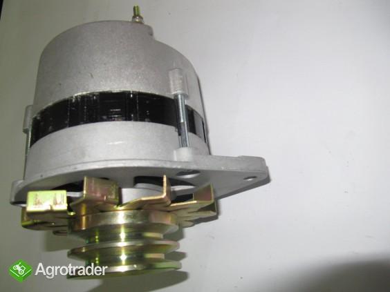 Alternator, podwójne koło pasowe 14 V, 55 A URSUS C 385.    - zdjęcie 1