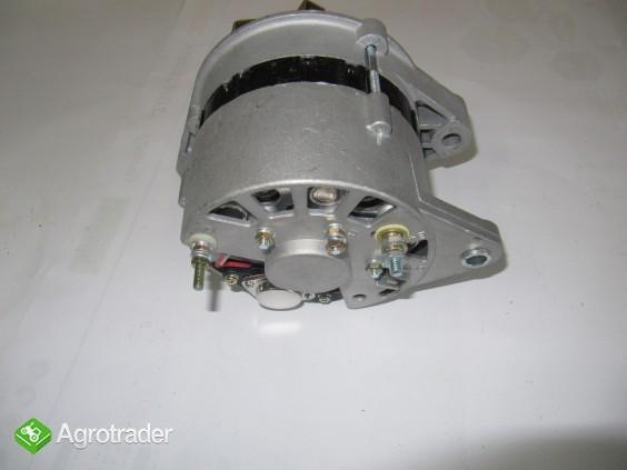 Alternator podwójne koło pasowe wzmocniony 14 V, 70 A URSUS C 385.    - zdjęcie 4