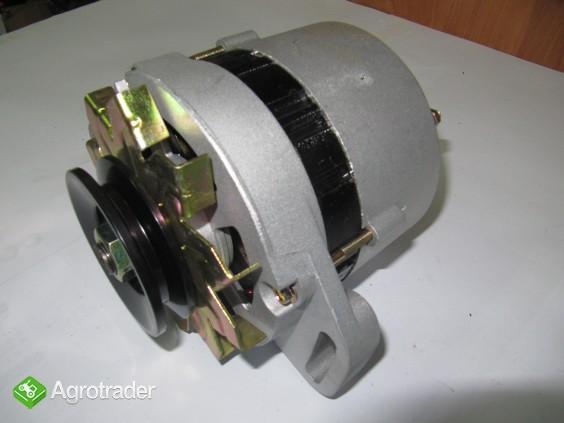 Alternator na pojedyncze koło pasowe 14 V 55 A URSUS C 385, MF.    - zdjęcie 3