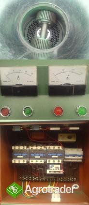 PELLECIARKA: wydajność do 800 kg/h, silnik 22 kW - zdjęcie 5