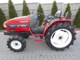 Yanmar AF 222 4x4 22KM mini traktor Super stan