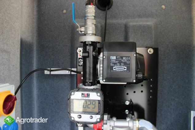 Zbiornik do paliwa cpn on 5000 L fortis dwupłaszczowy na ropę okazja - zdjęcie 6