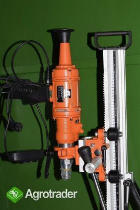 WIERTNICA do betonu 3-biegowa (otwornica) moc silnika 2100W max 200mm - zdjęcie 1