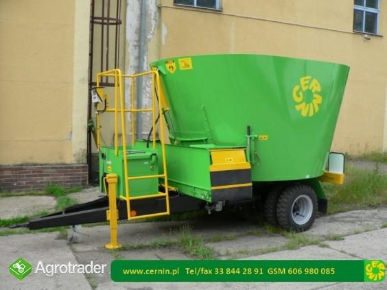 Wóz paszowy Cernin 6 m 3  - zdjęcie 6