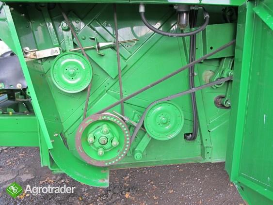 JOHN DEERE T 670 - 2008 ROK  - zdjęcie 5