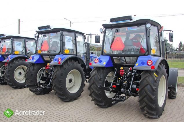 Ciągnik Farmtrac 675 DT Europeline IIIB  - zdjęcie 2