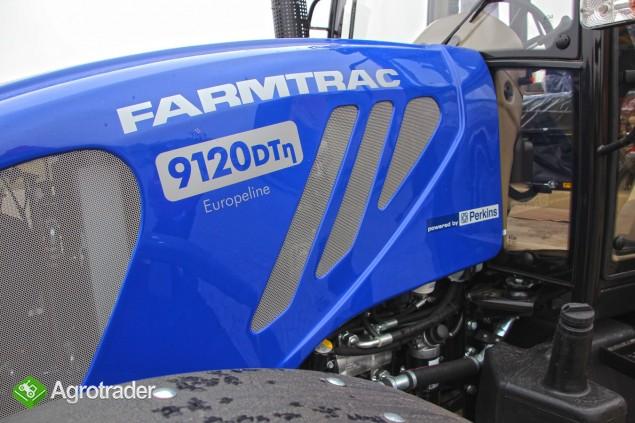 Ciągnik Farmtrac 9120 DTN Europeline IIIB  - zdjęcie 1