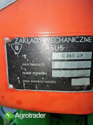 Ciągnik URSUS  C360P - zdjęcie 5
