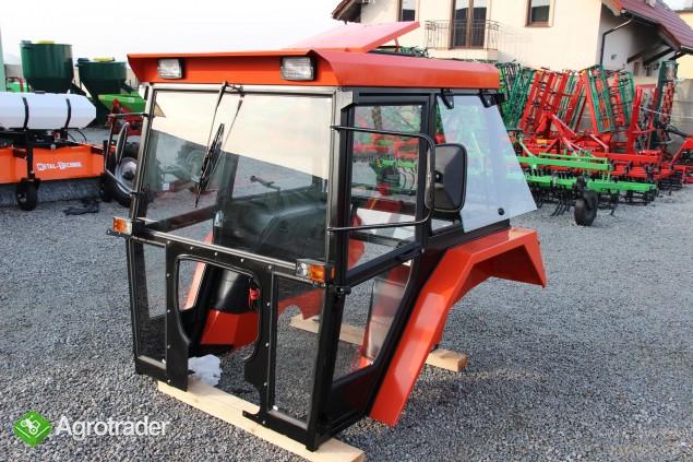 Kabina ciągnikowa C360 D-Lux Ursus C-360 kabiny do ciągnika - zdjęcie 1
