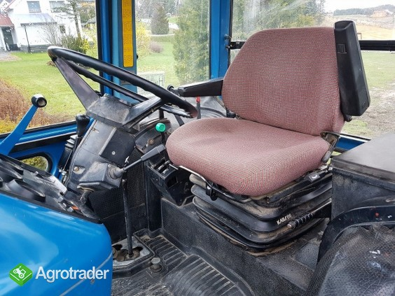 Ciągnik Ford 6610 - Okazja + ładowacz czołowy - zdjęcie 1