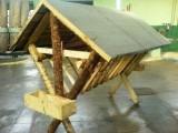 paśniki, zagrody drewniane