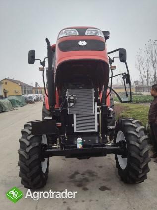 Ciągnik HX1204 (TYM) 120 KM - zdjęcie 1