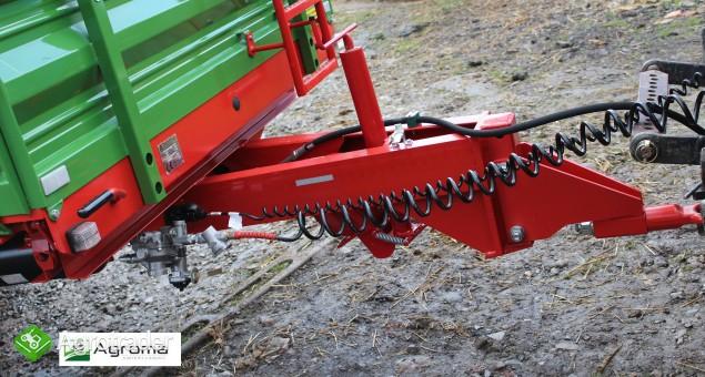 Wywrotka rolnicza Pronar T 654/1 przyczepa jednoosiowa 3,5t - zdjęcie 1