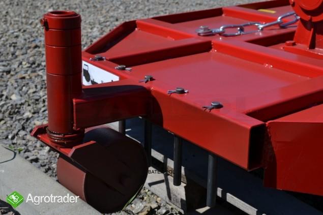 Rozdrabniacz sadowniczy, tłuka 150cm PK18 z kołem podporowym Rotosan - zdjęcie 4
