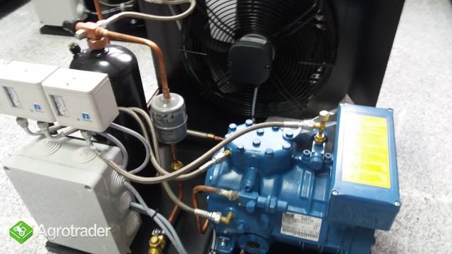 Agregat chłodniczy BITZER FRASCOLD COPELAND spreżarka chłodnicza PAROW - zdjęcie 3