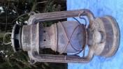 Stara lampa naftowa WESTERN 275.