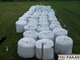 Worki Worek do sianokiszonki biały bele 120 125 elastyczne ekstra grub