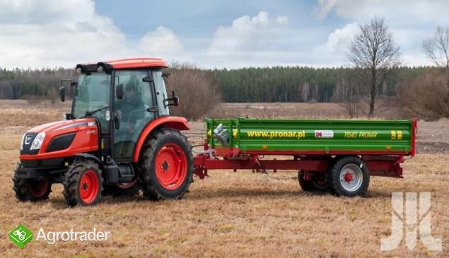 przyczepa rolnicza jednoosiowa Pronar T 654/2 - zdjęcie 6